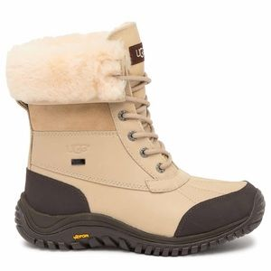 UGG Adirondack 2 waterproof winter boots in sand